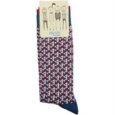 J.PLOENES Socken blau