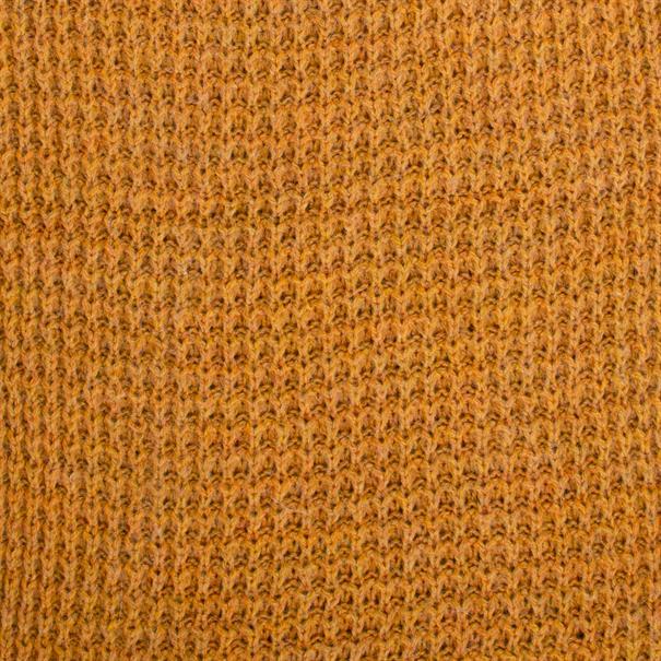 J. PLOENES Strickschal gelb