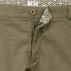 JACK & JONES Chino oliv