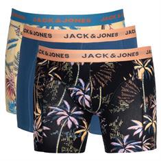 JACK & JONES Dreierpack-Pants blau
