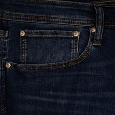 JACK & JONES Jeans dunkelblau