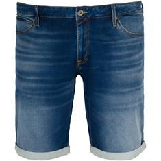 JACK & JONES Jeans-Shorts blau