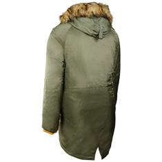 JACK & JONES Parka grün