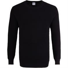 JACK&JONES Pullover schwarz