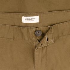 JACK & JONES Shorts oliv