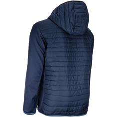 JACK & JONES Steppjacke dunkelblau