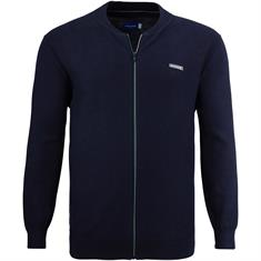 JACK & JONES Strickjacke marine
