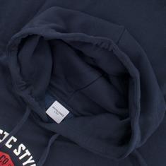JACK & JONES Sweatshirt blau