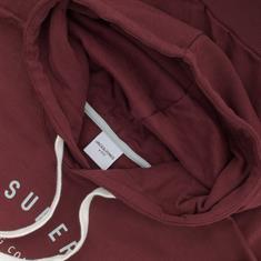 JACK & JONES Sweatshirt bordeaux