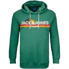 JACK & JONES Sweatshirt grün