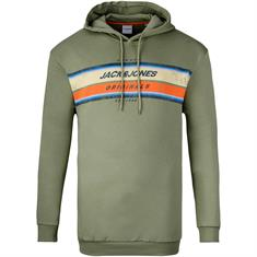 JACK & JONES Sweatshirt khaki
