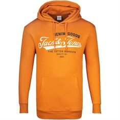 JACK & JONES Sweatshirt orange