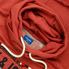 JACK & JONES Sweatshirt rot