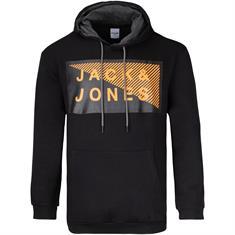 JACK & JONES Sweatshirt schwarz