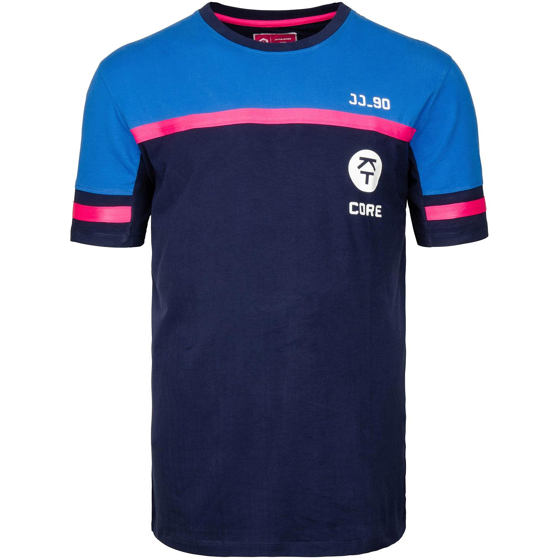 new style ab9ac bb6a1 JACK & JONES T-Shirt blau