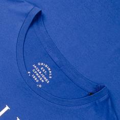 JACK & JONES T-Shirt blau
