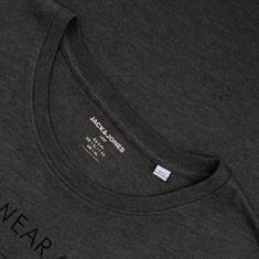 JACK & JONES T-Shirt dunkelgrün