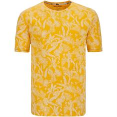 JACK & JONES T-Shirt gelb