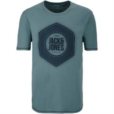 JACK & JONES T-Shirt grün