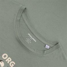 JACK & JONES T-Shirt grün