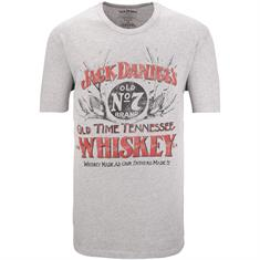 JACK & JONES T-Shirt grau