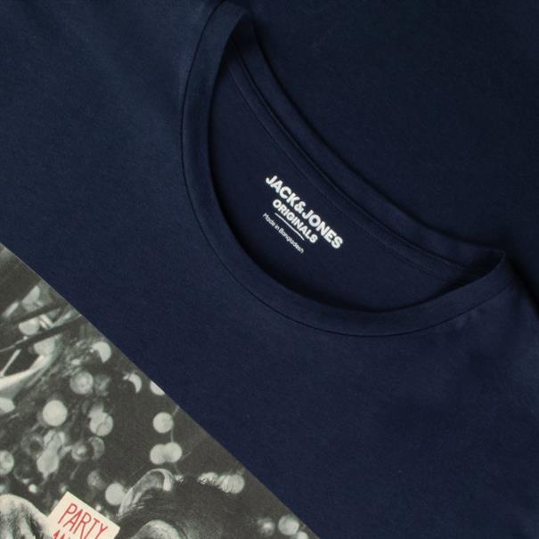 JACK & JONES T-Shirt marine