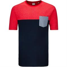 JACK & JONES T-Shirt rot