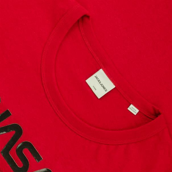 JACK & JONES T-Shirt rot
