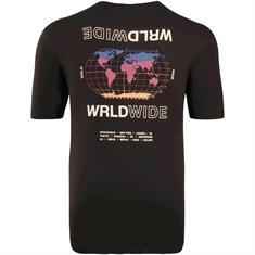 JACK & JONES T-Shirt schwarz