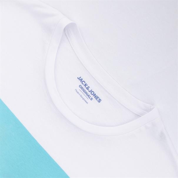 JACK & JONES T-Shirt weiß