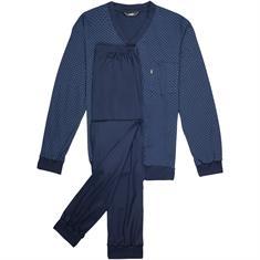 JADO Schlafanzug blau