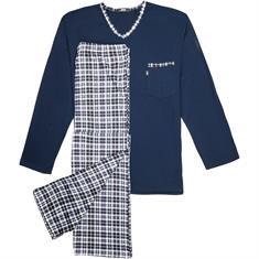 JADO Schlafanzug marine