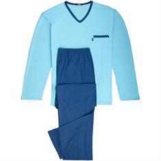 JADO Schlafanzug türkis