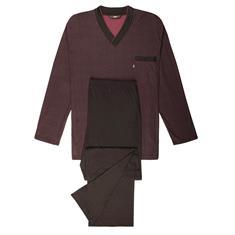 JADO Schlafanzug violett