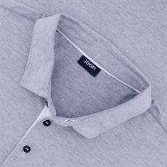 JOOP Poloshirt grau-meliert