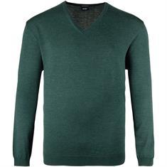 JOOP V-Pullover grün