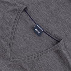 JOOP V-Pullover grau