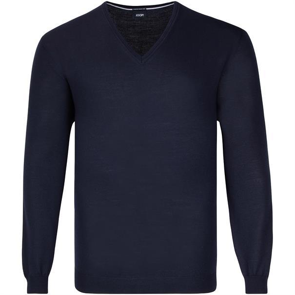 JOOP Wollpullover blau