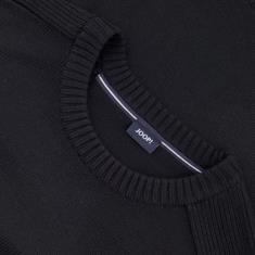 JOOP Wollpullover schwarz
