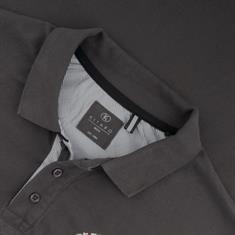 KITARO Poloshirt anthrazit