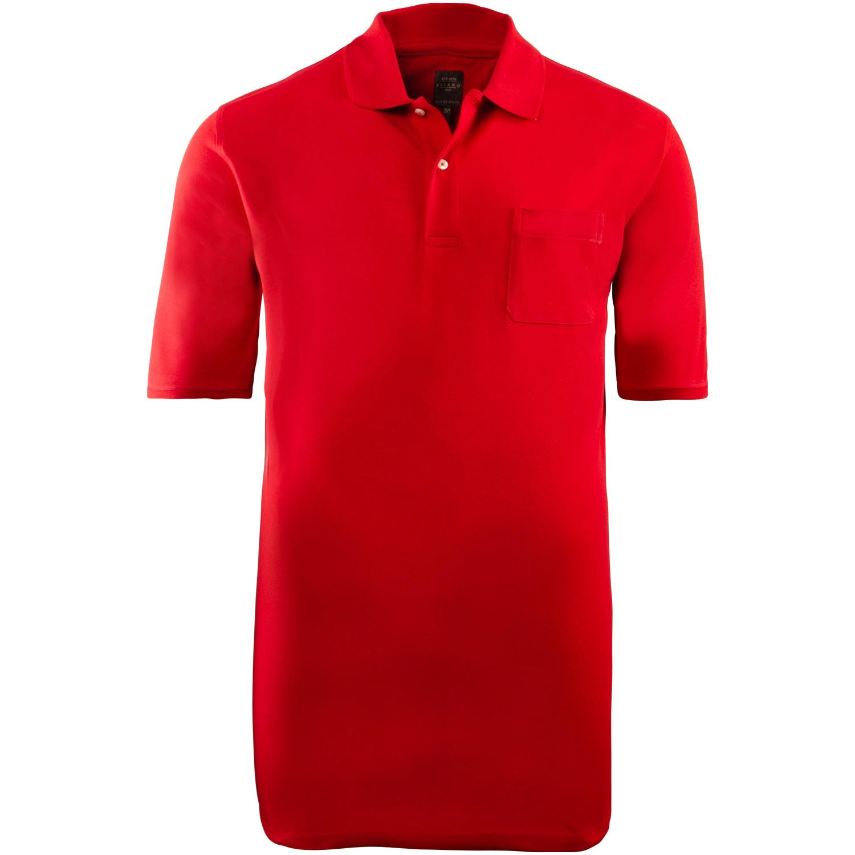 best loved 8e308 746fa KITARO Poloshirt - EXTRA lang rot
