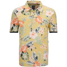 KITARO Poloshirt gelb