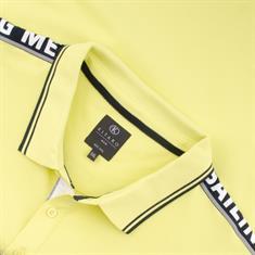 KITARO Poloshirt neon-gelb