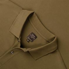 KITARO Poloshirt oliv