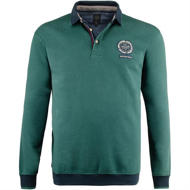 KITARO Sweatshirt grün