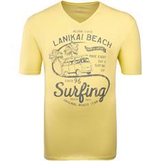 KITARO T-Shirt gelb