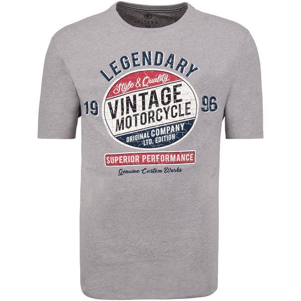 KITARO T-Shirt grau