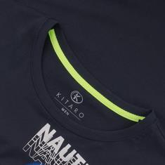 KITARO T-Shirt marine