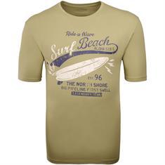 KITARO T-Shirt oliv
