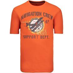KITARO T-Shirt orange